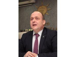 AK Partili Gürcan'dan Anlamlı Mesaj