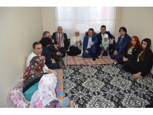 Birkonfed'den Surlu Ailelere Ziyaret
