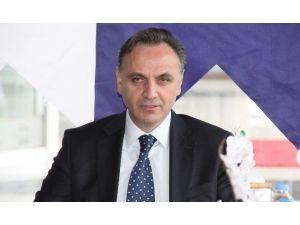 DİKA Genel Sekreteri Basın Mensuplarıyla Bir Araya Geldi