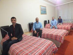 Van'da Refakatçi Misafirhanesi Projesi İle 30 Bin Vatandaşa Hizmet