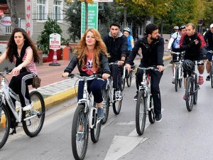 Araç sayısını bisikletlerle sollayacaklar