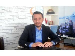İş Adamı Akcan İstiklal Marşının Kabulünün 95.yıldönümünü Kutladı