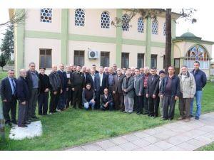 Vali Fidan Köy Köy Geziyor
