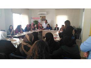 Kadın Meclisi, Suriyeli Kadınları Unutmadı