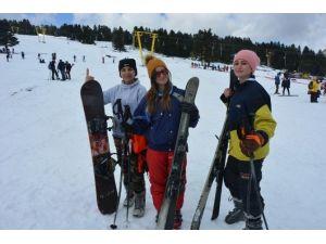 Acemi Kayakçıların Zor Anları