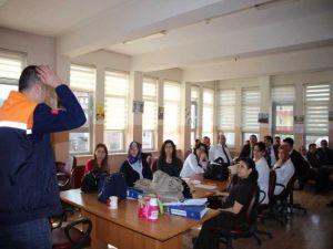 Bartın AFAD'dan 27 Okula Eğitim