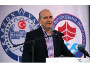 Bakan Soylu: Hukukun görevi, vatandaşlar arasında imtiyaz ortaya koydurmamak