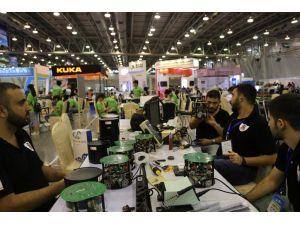 Uluslararası robot futbol turnuvasında KKTC de temsil ediliyor
