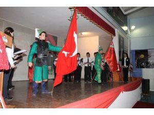 Söke'de İstiklal Marşının Kabulü'nün 95. Yılı Kutlandı