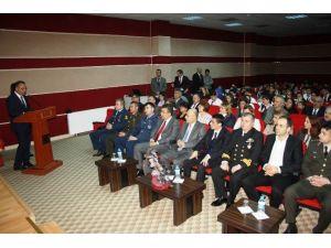 Mehmet Akif Ersoy Amasra'da Anıldı