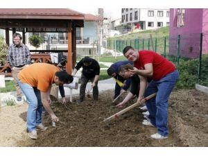 Eser'in Çocuklarına Hobi Bahçesi
