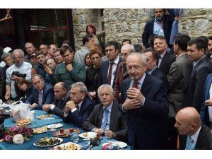 """Kılıçdaroğlu: """"Türkiye Sorunlarını Çözecek Yetenektedir"""""""