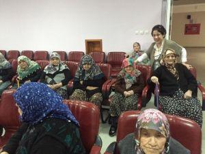 Rumelili Kadınlardan Huzur Evi Sakinlerine Ziyaret