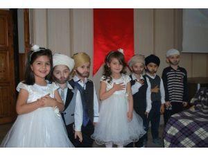Kuran Kursu Öğrencileri İçin İstiklal Marşı Yarışması