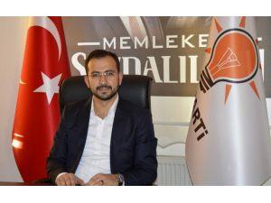 AK Parti İl Başkanı Tanrıver Tıp Bayramı'nı Kutladı