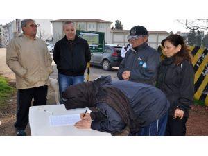 Bandırma'da Çamlık Tartışması