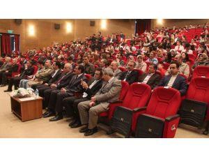 Elazığ'da İstikal Marşı'nın Kabulü Ve Mehmet Akif Ersoy'u Anma Programı Düzenlendi