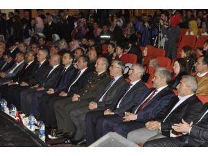 Aksaray'da İstiklal Marşının Kabulü Programı