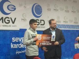 Türkiye Geneli Siyer Yarışması İkincisi Kayseri'den