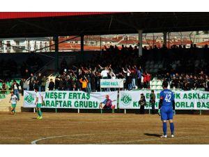 Yeşil Kırşehirspor: 3 - Hacılar Erciyesspor: 0