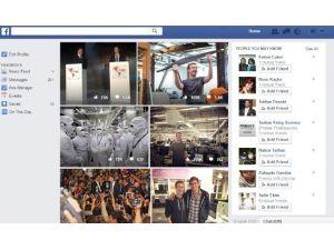 Facebook'ta Gizlenen Fotoğrafları Görmek Mümkün