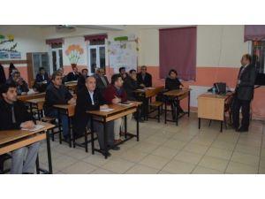 Van'da Özel Mtsk Hizmet İçi Eğitimi Başladı
