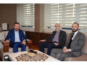 Taraklı Belediye Başkanı'ndan Doğan'a Ziyaret