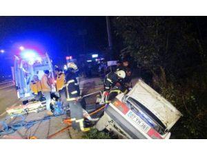 Ordu'da Trafik Kazası: 1 Ölü, 1 Yaralı
