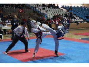 Erzincan'da Taekwondo Heyecanı