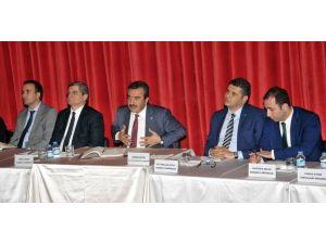 Çetin'den Büyükşehir'e Çağrı