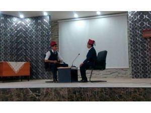 Daday'da İstiklal Marşının Kabulü Ve M. Akif Ersoy'u Anma Etkinlikleri