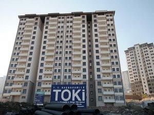 TOKİ'den şehit ailelerine bin 542 konut