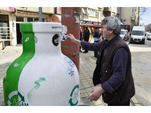 Yıldırım Belediyesi Cam Atıkların Geri Dönüşümünde Avrupa Standartlarını Yakaladı