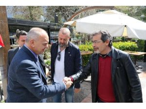 Başkan Ergün'den Sultanlara Play-off Morali