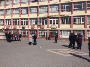 Kırşehir'de YGS'ye 7 Bin 589 Öğrenci Girdi