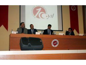 Kırım Çalıştayı'nda, Kemal Çapraz Unutulmadı