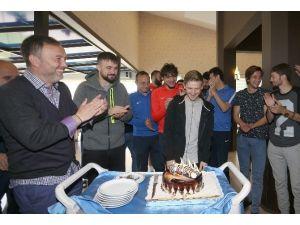 Marko Marin'e Doğum Günü Kutlaması