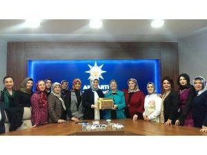 AK Parti Kadın Kollarından Dayanışma