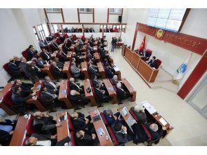 Büyükşehir Belediyesi Meclisi Pazartesi Toplanıyor