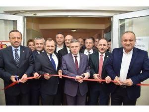 AK Parti İl Başkanlığı Binası Hizmete Açıldı