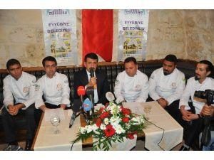 Eyyübiye Belediyesi'nden UNESCO İçin Büyük Adım