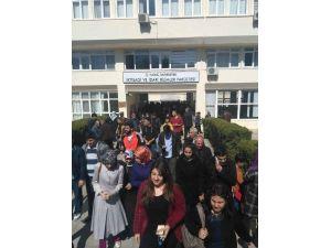 Malatya'da YGS Heyecanı
