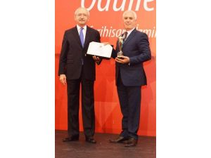 SODEM'den Başkan Bozbey'e Ödül