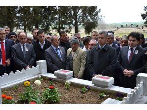 Seddülbahir Kahramanı Bigalı Mehmet Çavuş Mezarı Başında Anıldı