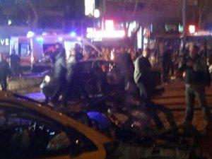 Ankara Kızılay'da patlama: Ölü ve yaralılar var