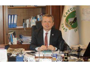 Başkan Kantarcı'dan Tıp Bayramı Mesajı
