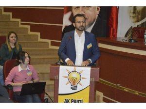AK Parti Mart Ayı Daraltılmış Danışma Meclisi Toplantısı Yapıldı
