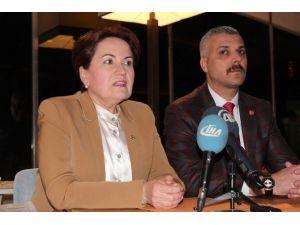 Eski MHP Milletvekili Akşener: