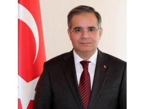 Vali Süleyman Tapsız'dan 14 Mart Tıp Bayramı Kutlama Mesajı