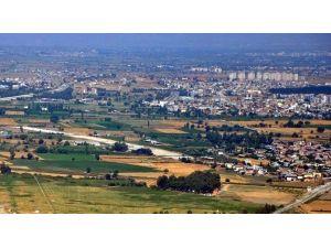 Aydın'da 3 Milyon Metre Kare Alana Yapı İzni Verildi